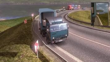 "Euro Truck Simulator 2 ""Kamaz 5410"""