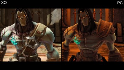 "Darksiders 2 Deathinitive Edition ""Сравнение PS4/Xbox One/PC (DigitalFoundry)"""