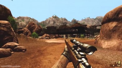 Far Cry 2: African Sniper [GameKiller346]