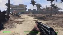 Демонстрация ранней версии Fallout Miami