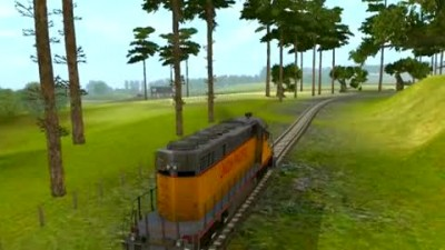 "Trainz Simulator 2010 Engineers Edition ""Trailer"""