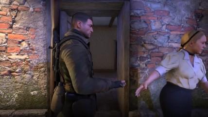 """Смертельный Шторм 0: """"Проникновение"""" - Sniper Elite 0"""