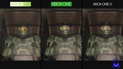 Halo Anniversary | 360 vs ONE vs ONE X | 4K Сравнение графики
