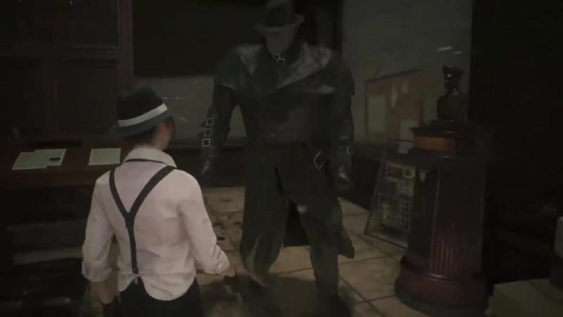 Resident Evil 2 - Где же Барри?