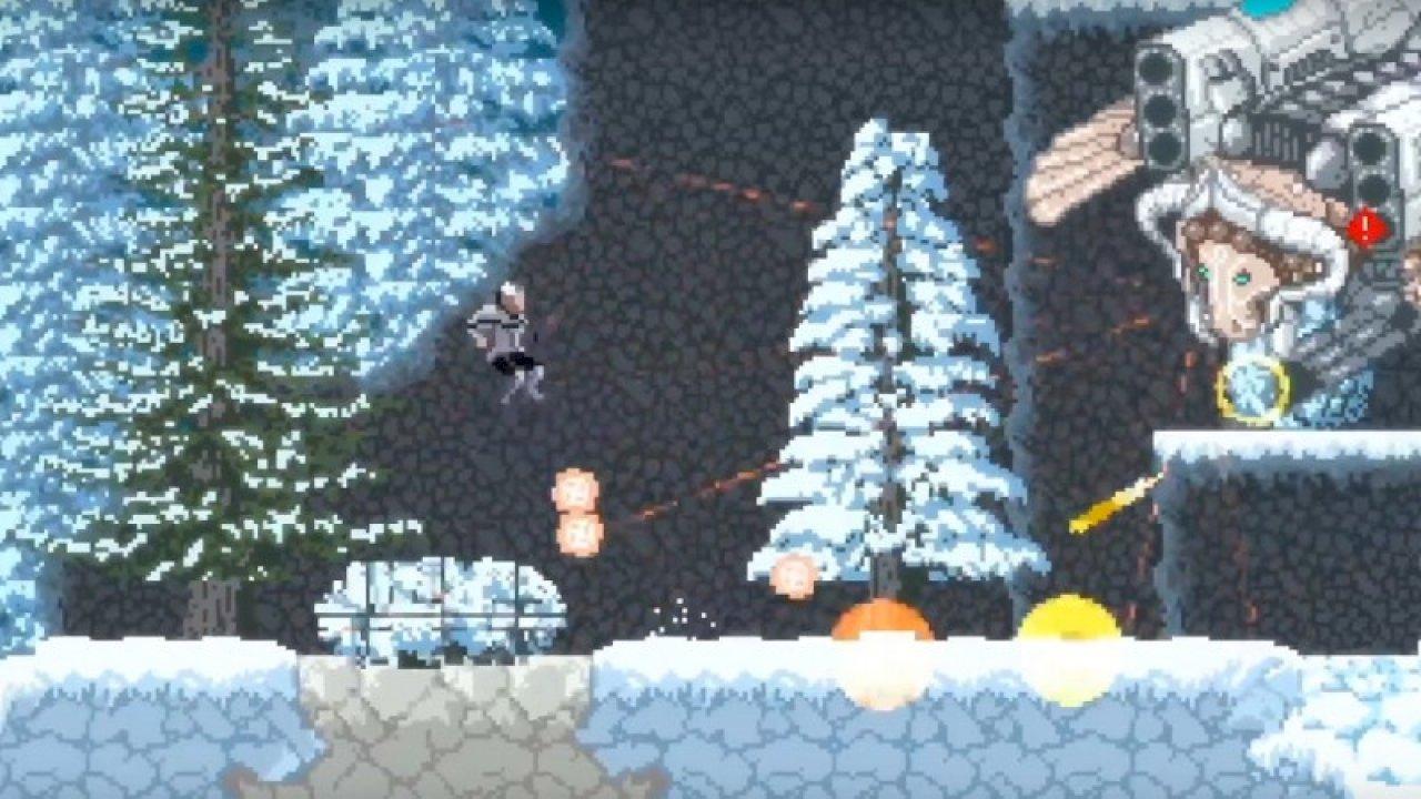 Axiom Verge 2 создаётся 'под тяжёлым влиянием Zelda'