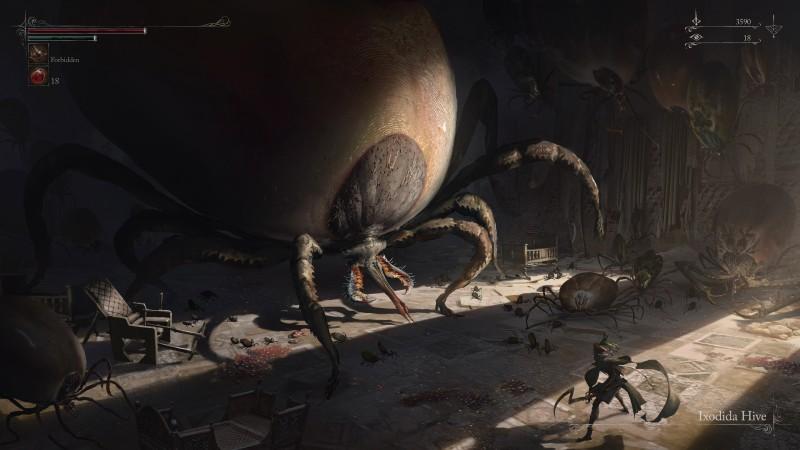 Bloodborne 2 глазами фанатов - в сети появились удивительные концепт-арты
