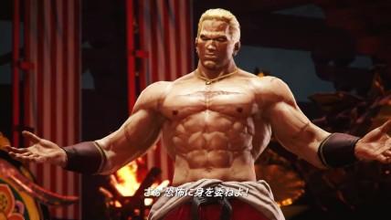 Расширенный трейлер нового персонажа Tekken 0