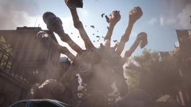Gears of War 4 - трейлер обновления для Xbox One X