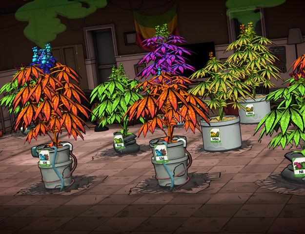 Стратегия про выращивание травки получила сюжетный трейлер