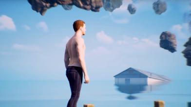 В Twin Mirror вы почувствуете себя Камбербэтчем. Есть внутренний мир и Двойник
