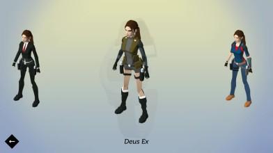 Lara Croft GO - игра для компьютера)