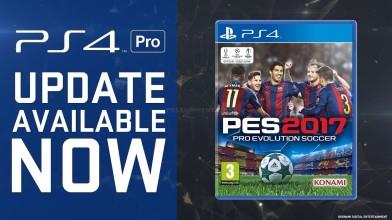 Pro Evolution Soccer 2017 теперь имеет поддержку 4K