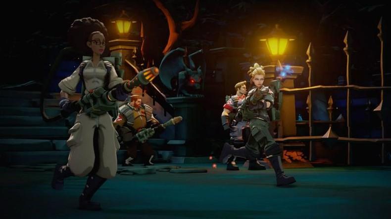 Разработчик новой Ghostbusters стал банкротом