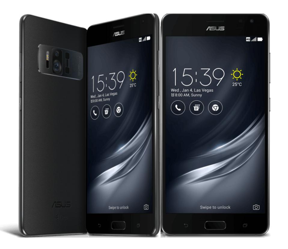 Google подтвердила релиз телефона ASUS ZenFoneAR слетом