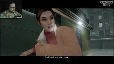 Fahrenheit: Indigo Prophecy Remastered - опять ты #2