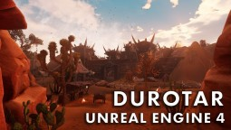World of Warcraft - Дуротар на движке Unreal Engine 4
