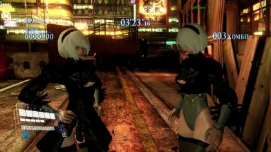 В Resident Evil 6 можно поиграть за 2B из NieR: Automata