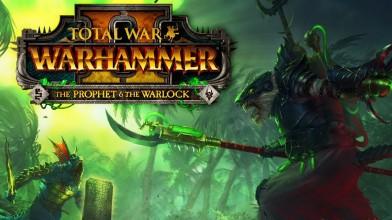 Состоялся релиз дополнения The Prophet & The Warlock для Total War: WARHAMMER II