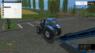Обзор мода OFF ROAD CONVEYOR BELT v2.2.0 для FS 15