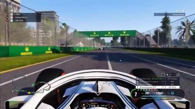 F1 2018 - Обзор игры и начало карьеры