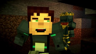"Minecraft: Story Mode - Episode 6: A Portal to Mystery ""релизный трейлер"""