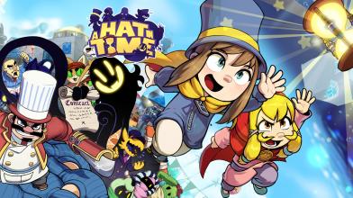 Бесплатное DLC для владельцев A Hat in Time (24 часа)