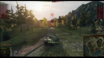 World of Tanks 15 ранг за бой этому игроку... генерал против всех!