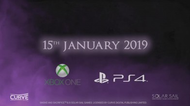 Smoke and Sacrifice - Трейлер даты релиза для Xbox One и PlayStation 4