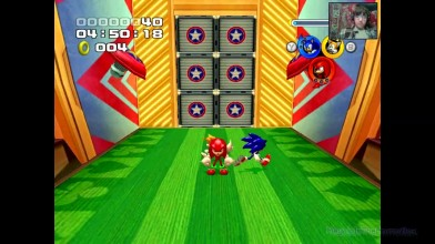 Sonic Heroes - 4. Невеста и адское казино (прохождение на русском)