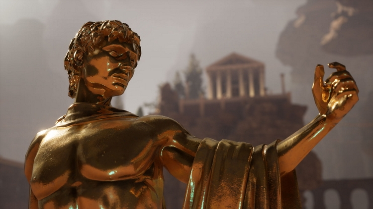 Детективное древнеримское приключение The Forgotten City выйдет на ПК и Xbox One в конце года