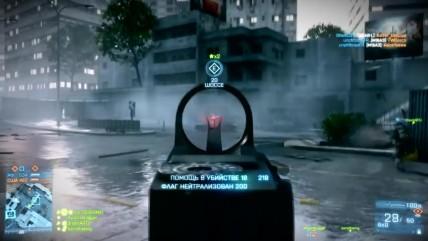 Русский Мясник в Battlefield 0>>> Оскар за озвучку