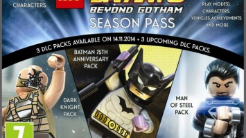 Теперь Season Pass есть и у Lego Batman 3: Beyond Gotham