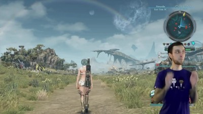 Обзор Xenoblade Chronicles X | WiiU