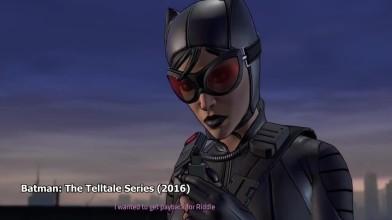Эволюция Женщины Кошки в играх про Бэтмена (1992-2017)