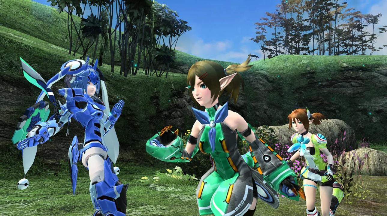 Phantasy Star Online 2 выйдет на ПК 27 мая