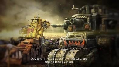 Трейлер Warhammer 40.000: Armageddon - Da Orks