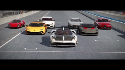 Трейлер Assetto Corsa - Cars Bonus Pack 3