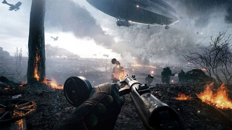 Картинки по запросу battlefield v