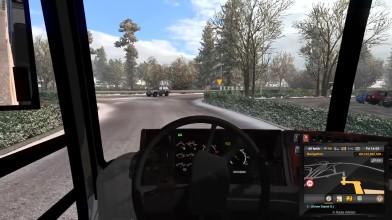 Euro Truck Simulator 2 - Обзор Busscar Jumbuss 380 T