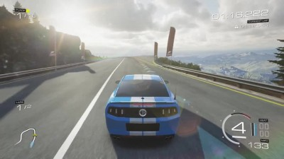 "Forza Motorsport 5 ""Геймплей: Ford Mustang Shelby GT500"""