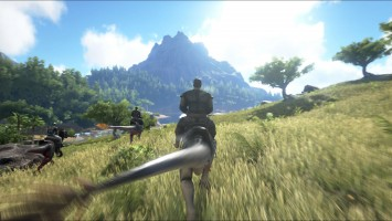 ARK: Survival Evolved выйдет на Switch