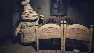 Кухня и жуткие поварята - Little Nightmares