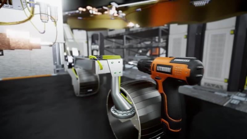 Трейлер раннего доступа Rover Mechanic Simulator