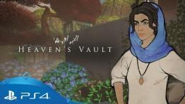 Дебютный трейлер Heaven's Vault - адвенчуры, где вам придется освоить вымышленный язык