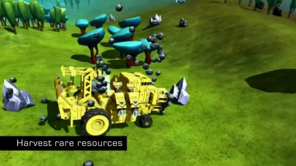 TerraTech Steam Early Access | 2015