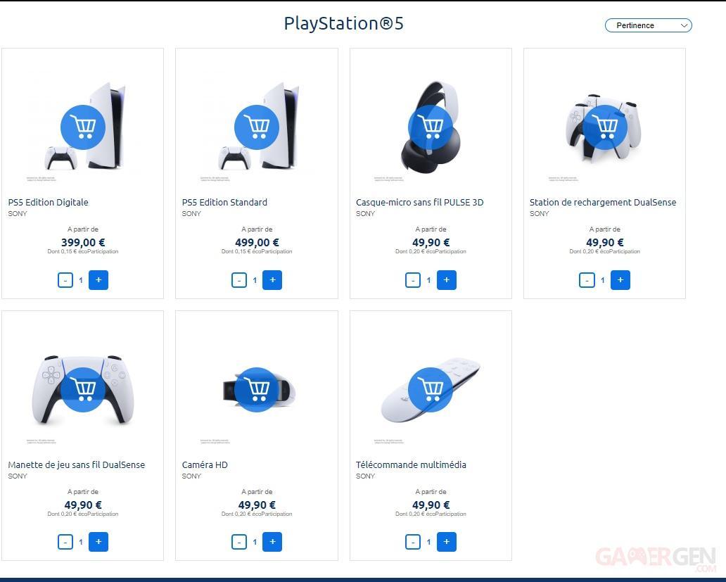 Слух: Sony Playstation 5 по 499 евро, XboX Series X по 399 евро