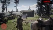 Red Dead Redemption 2 - Слитый геймплей