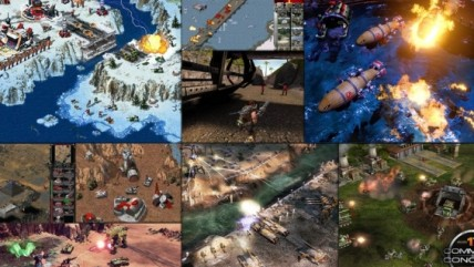 EA анонcировала Command & Conquer Ultimate Collection