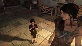 Геймплей из прототипа Ryse: Son of Rome от первого лица