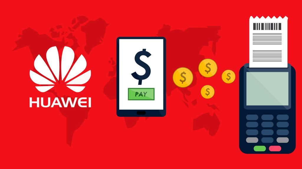 Платежный сервис Huawei начнет работу в Российской Федерации
